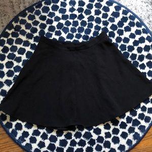 Forever 21 Size Small black Skater Skirt